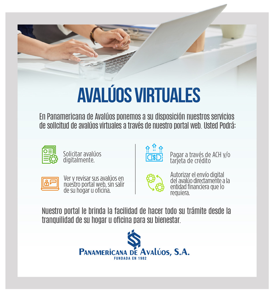 Avalúos Virtuales